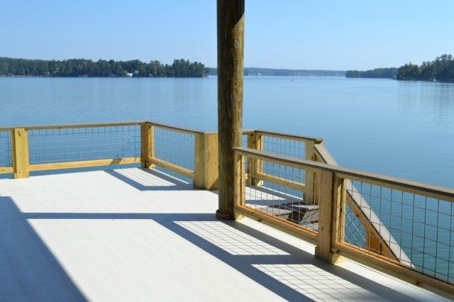 Lake Martin Dock 2 Story Boathouse 10