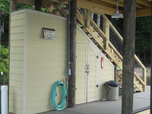 Lake Martin Dock 2 Story Boathouse 13