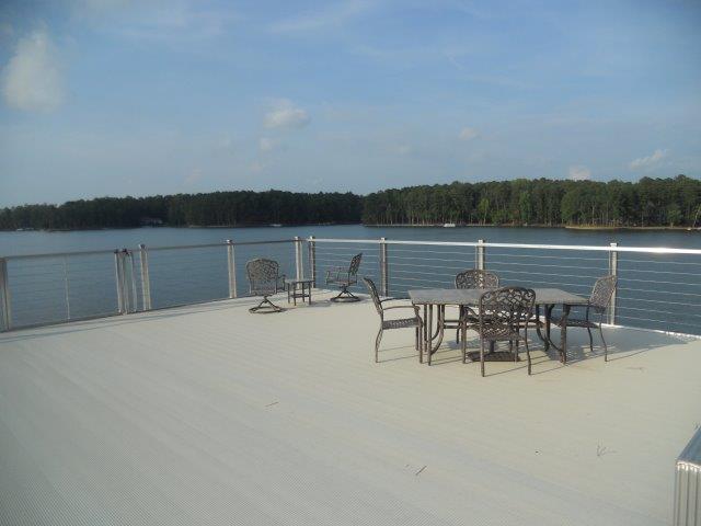 Lake Martin Dock 2 Story Boathouse 16