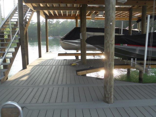 Lake Martin Dock 2 Story Boathouse 18