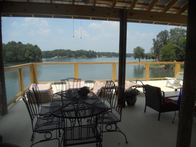 Lake Martin Dock 2 Story Boathouse 21