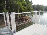 Lake Martin Dock 2 Story Boathouse 17