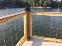 Lake Martin Dock 2 Story Boathouse 23