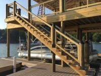 Lake Martin Dock 2 Story Boathouse 25