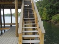 Lake Martin Dock 2 Story Boathouse 6