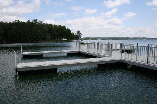 Aluminum Dock 2