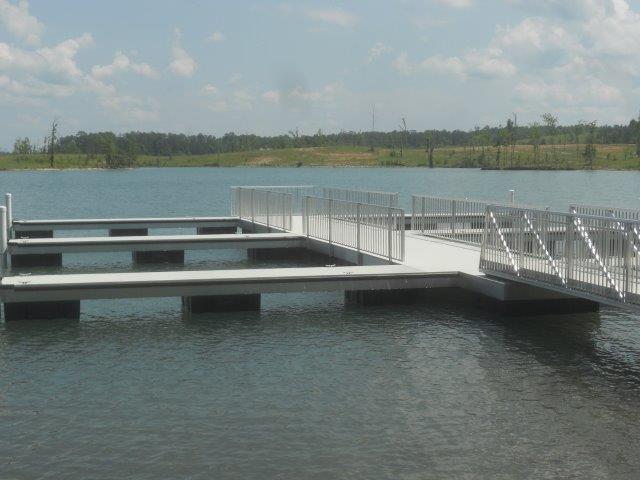 Aluminum Dock 5