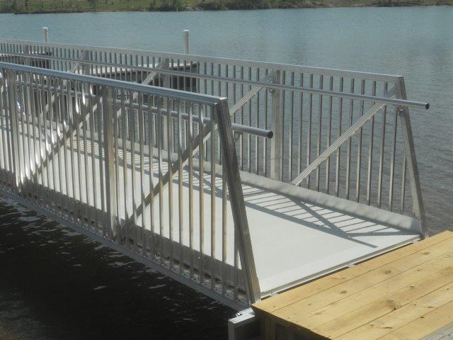 Aluminum Dock 6
