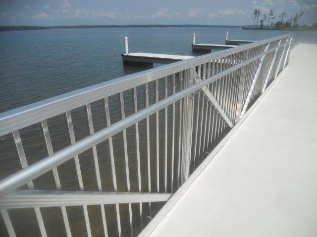 Aluminum Dock 7