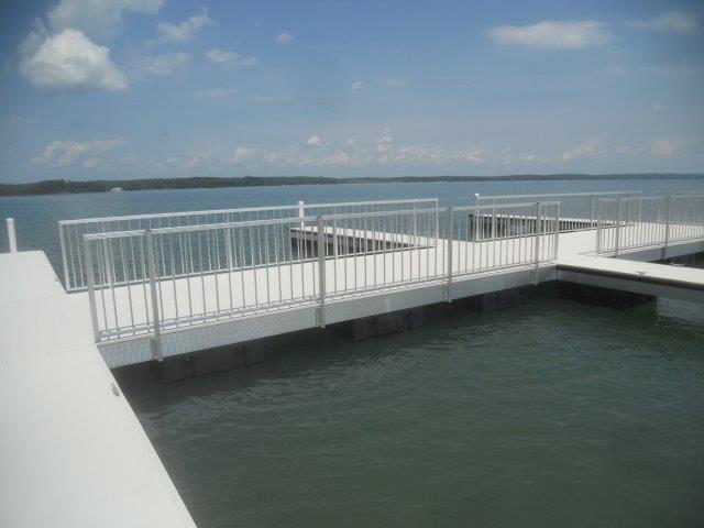 Aluminum Dock 8