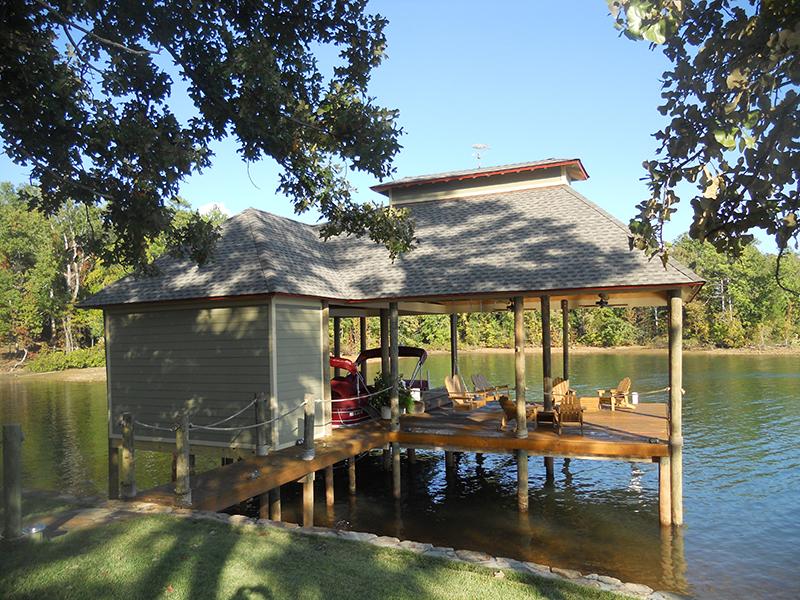 Docks Amp Boathouses Gallery Lake Martin Dock Company