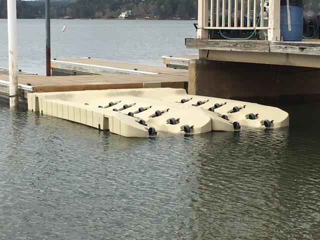 EZ Port Lake Martin Dock 5