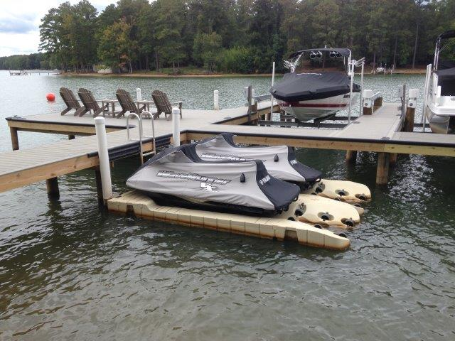 EZ Port Lake Martin Dock 8