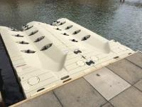 EZ Port Lake Martin Dock 4