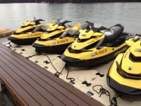 EZ Port Lake Martin Dock 6