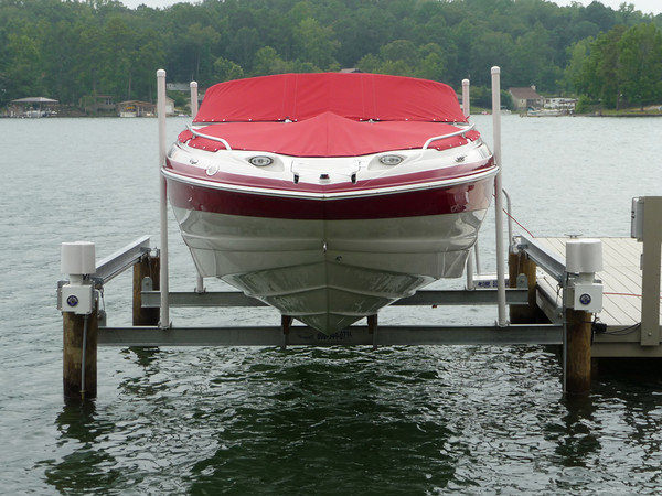 4-Post Boat Lift (Lake Martin Dock Company) 13