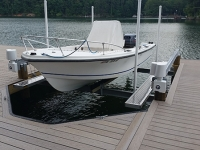 4-Post Boat Lift (Lake Martin Dock Company) 10