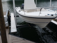 4-Post Boat Lift (Lake Martin Dock Company) 11