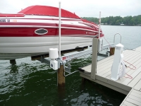 4-Post Boat Lift (Lake Martin Dock Company) 12