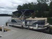 4-Post Boat Lift (Lake Martin Dock Company) 2