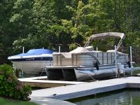 4-Post Boat Lift (Lake Martin Dock Company) 8