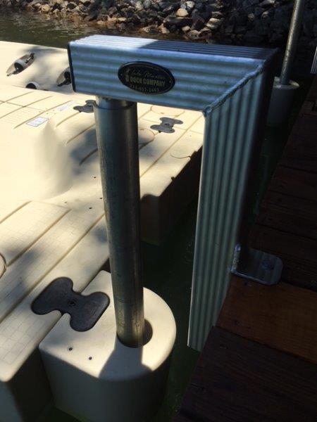 Aluminum Stand off Bracket
