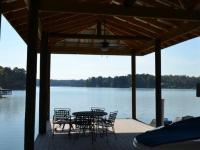 Lake Martin Dock Single Level Boathouse 13