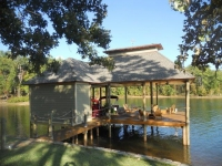 Lake Martin Dock Single Level Boathouse 27