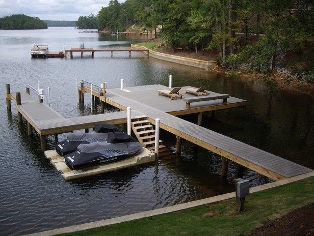 Lake Martin Dock Stationary Dock 1