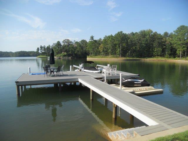Lake Martin Dock Stationary Dock 19
