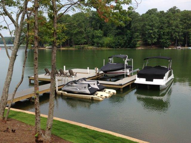 Lake Martin Dock Stationary Dock 2