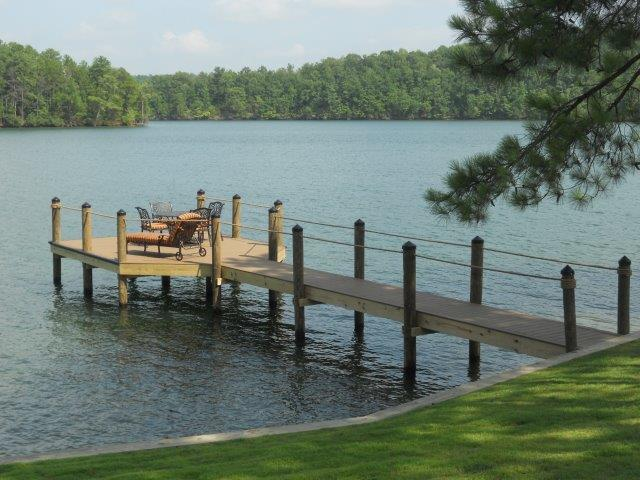 Lake Martin Dock Stationary Dock 20