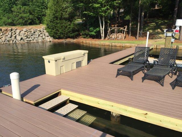 Lake Martin Dock Stationary Dock 6