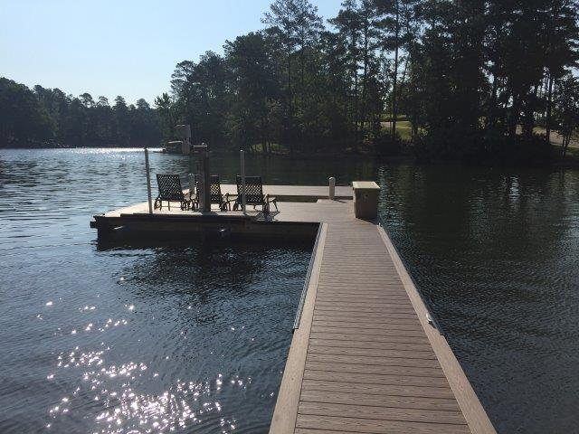 Lake Martin Dock Stationary Dock 7