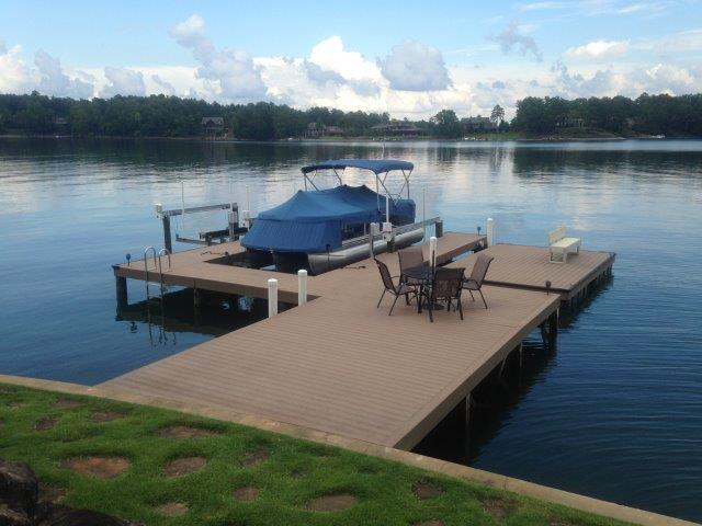 Lake Martin Dock Stationary Dock 8
