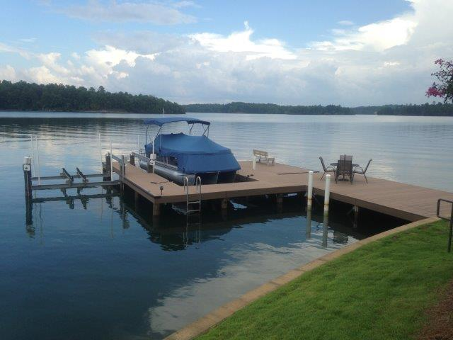 Lake Martin Dock Stationary Dock 9