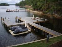 Lake Martin Dock Stationary Dock 1