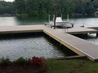 Lake Martin Dock Stationary Dock 21