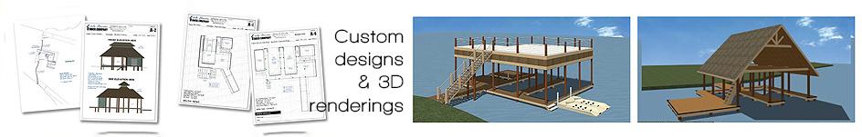 lake martin dock design