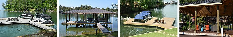 lake martin docks