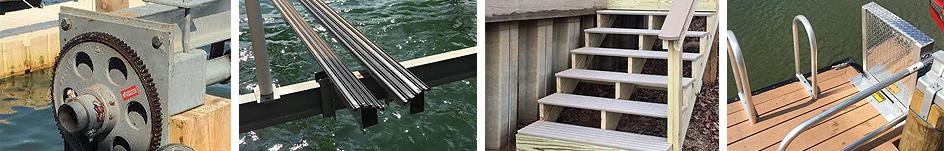 lake martin dock repairs