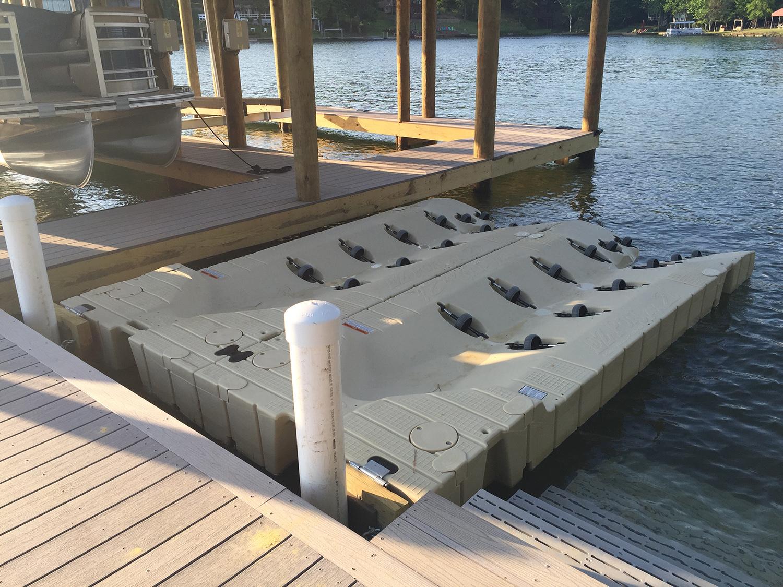 Ez Port Drive On Pwc Lifts Lake Martin Dock Company